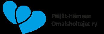 Päijät-Hämeen Omaishoitajien logo.