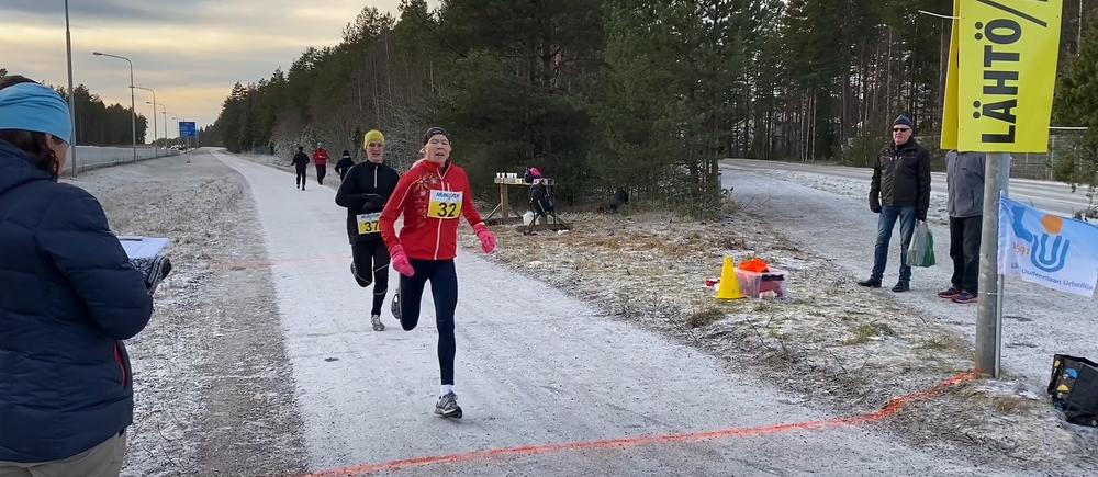 Laura Manninen (kuva syksyltä 2019)