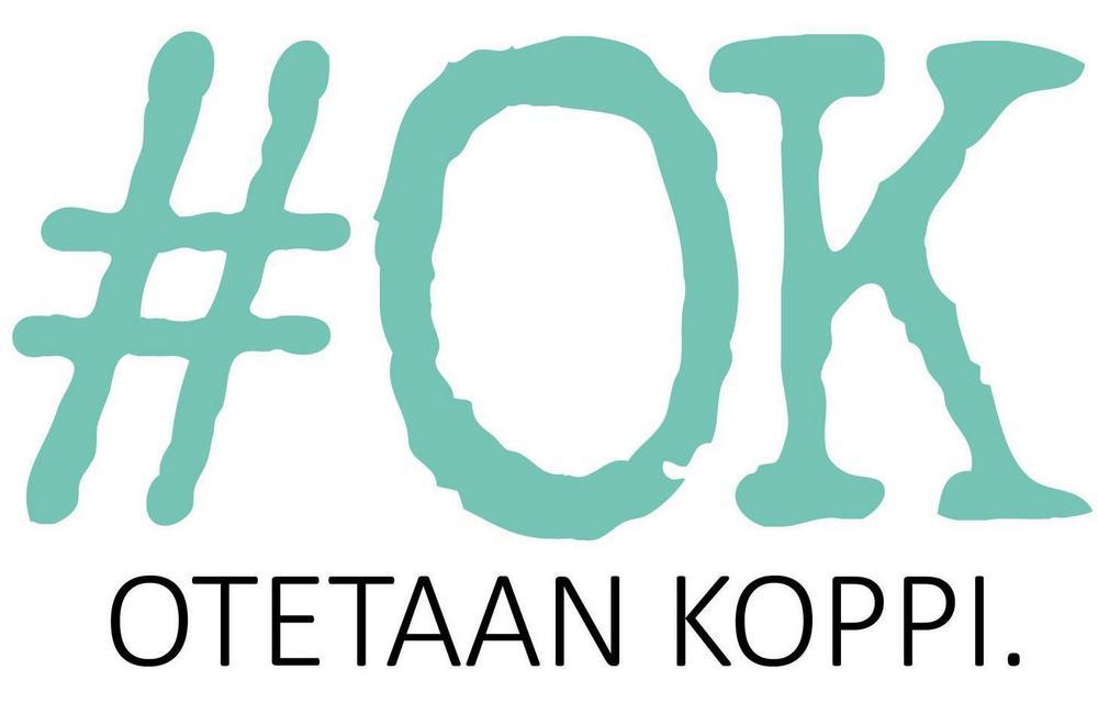 Otetaan Koppi -hankkeen logo.