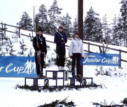 Erikalle hopeaa,  Kotka SM 2009