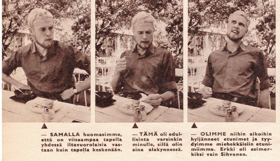 Kuvat: Jorma Blomqvist