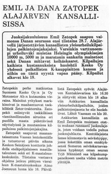 Järviseutu 23.7.1981
