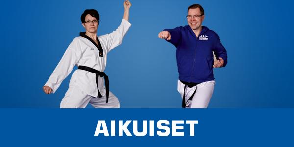 Potki itsesi liikkeelle! Taekwondo on tehokasta hauskaa ja terveyttä sekä hyvinvointia edistävää harjoittelua