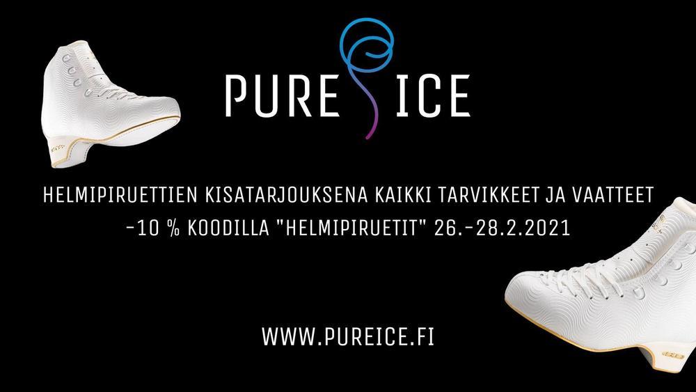 Pure Ice -kisatarjous