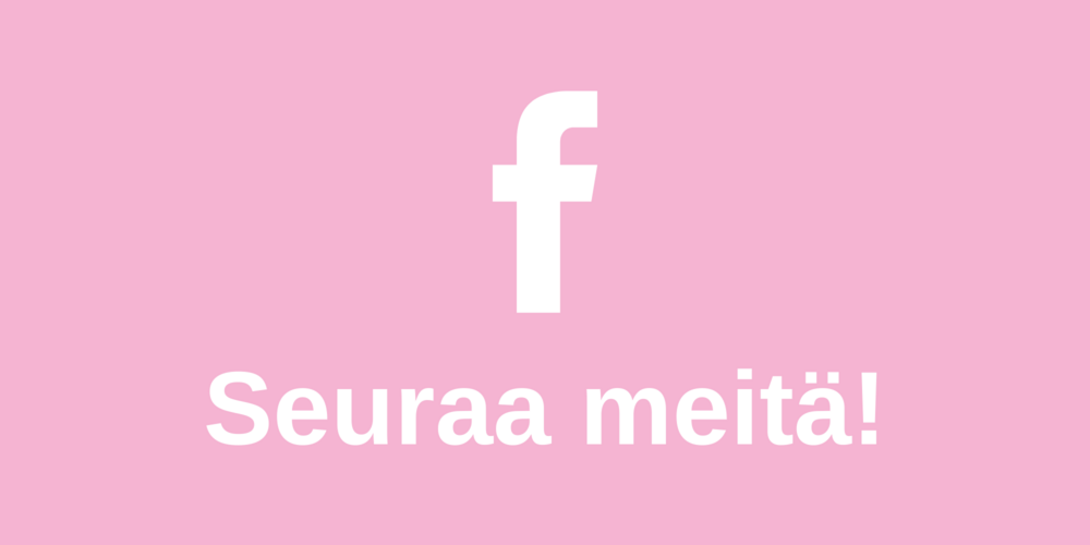 Seuraa meitä Facebookissa!