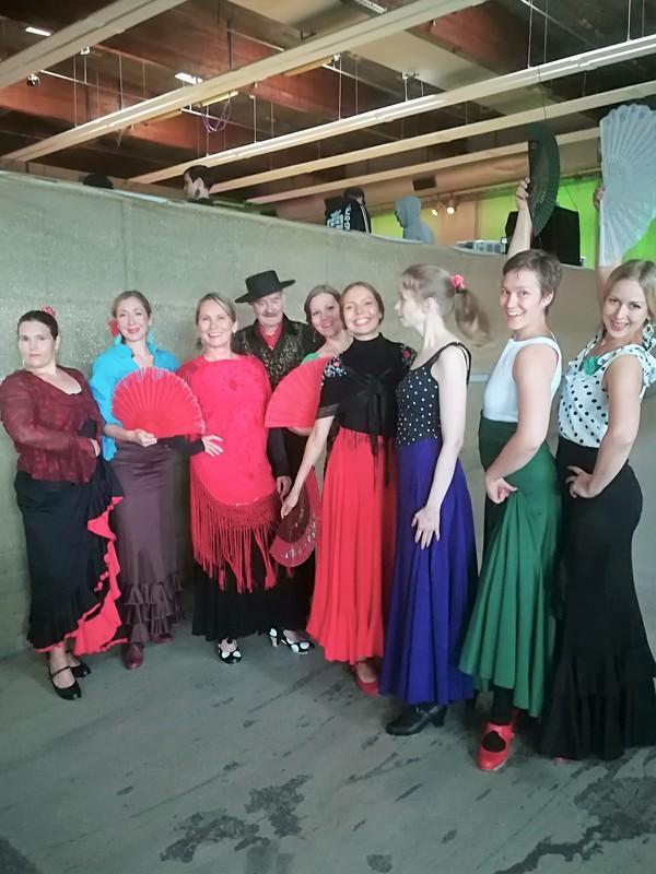 Tanssijoita DanceOFF-tapahtumassa
