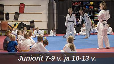 Juniorit 7-9v ja 10-13v