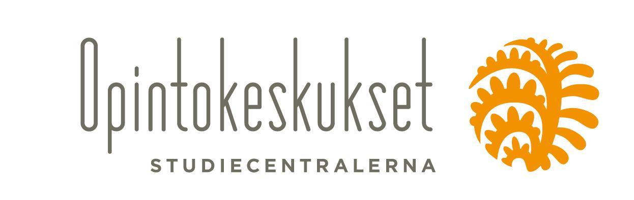 Opintokeskukser ry:n logo.