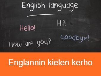 Englannin kielen kerho