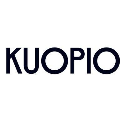 Kuvassa on Kuopion kaupungin logo.