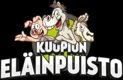 Kuvassa on Kuopion eläinpuiston logo, kuva toimii linkkinä heidän sivuille.