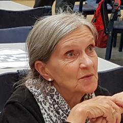 Jäsenvastaava Ulla Korhonen