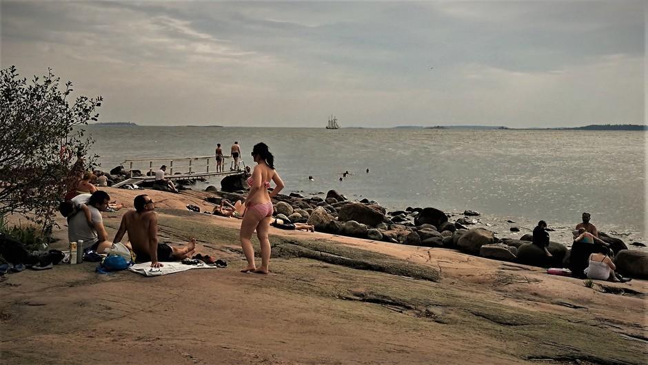 Särkiniemen uimaranta