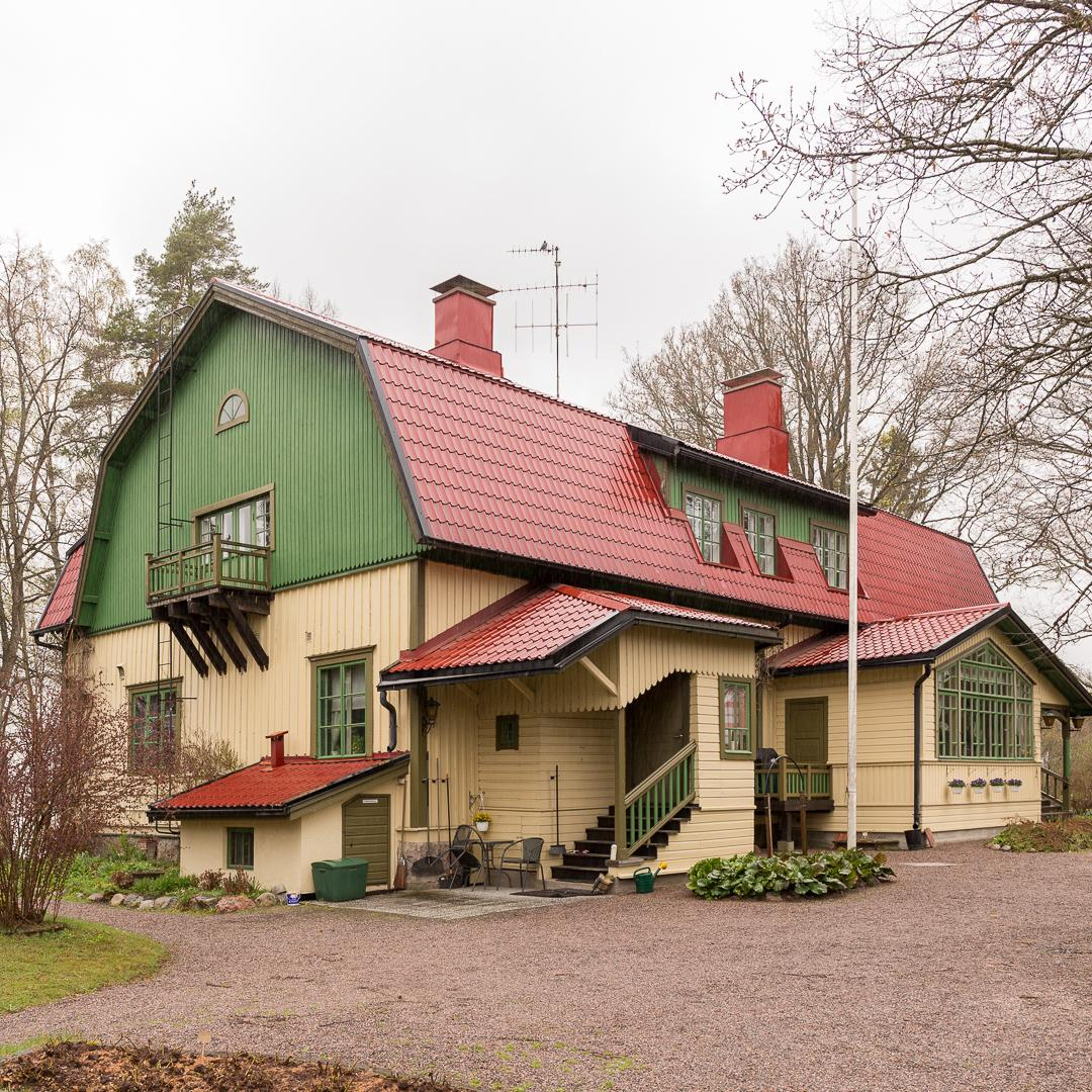 Ilmatorjuntamuseo ja Eero Järnefeltin Suviranta 2.5.2019 Kuvat Ismo Nuuja, Juha Erkama