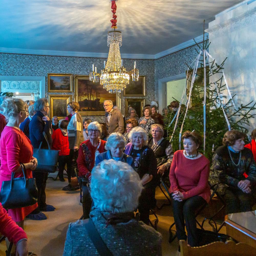 Jouluretki Porvoon seudulle 13.12. 2018 Kuvat Ismo Nuuja, Juha Erkama