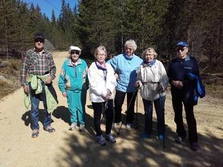 Seniorien liikuntapäivä