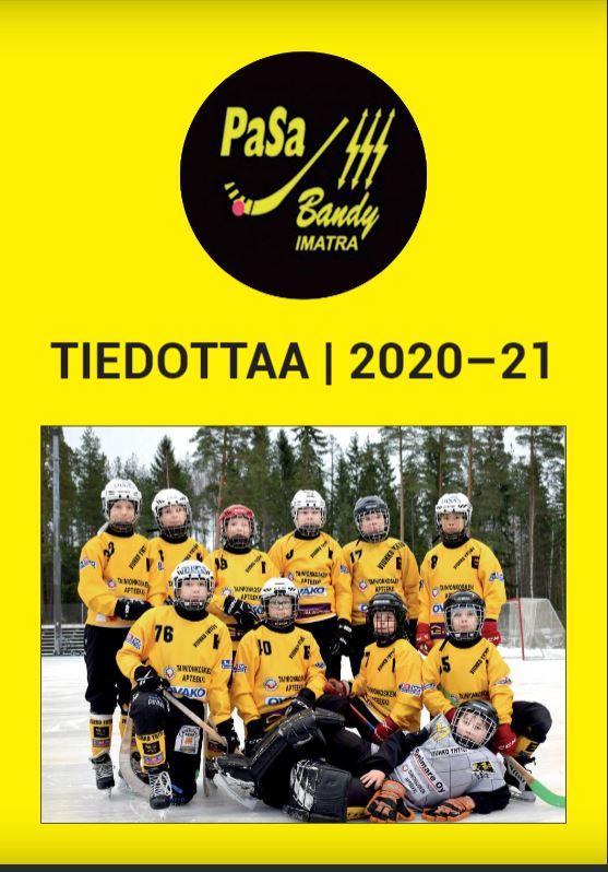 PaSa Bandy Tiedottaa 2020-21