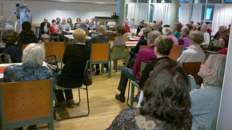 Pirkanmaan Muistiyhdistys ja Oriveden kaupunki järjestävät yhteistyönä Muisti-illan 23.10.2013 Oriveden Palvelutalolla.