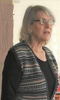 Marja-Liisa Kankaanpää aloitti Punkalaitumen aivotrveysaiheisen muistikahvilan helmikuussa.