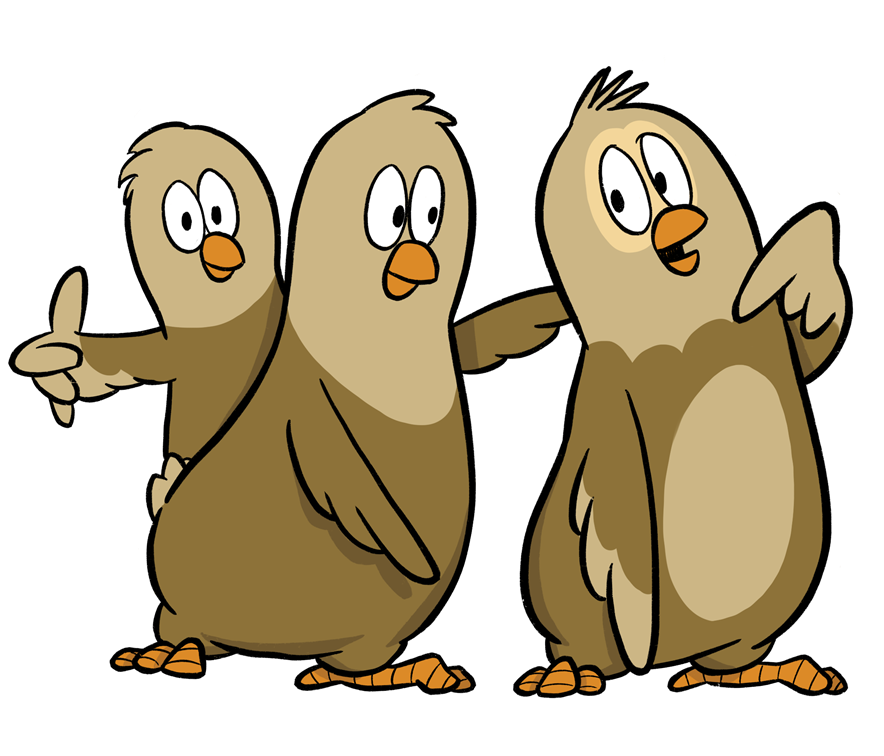 kolme pöllöä