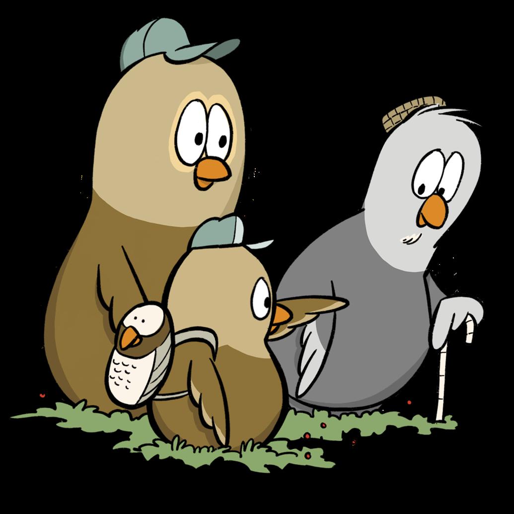 OmaisOiva pöllöt