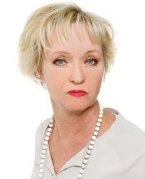 A headshot of Leena Partanen