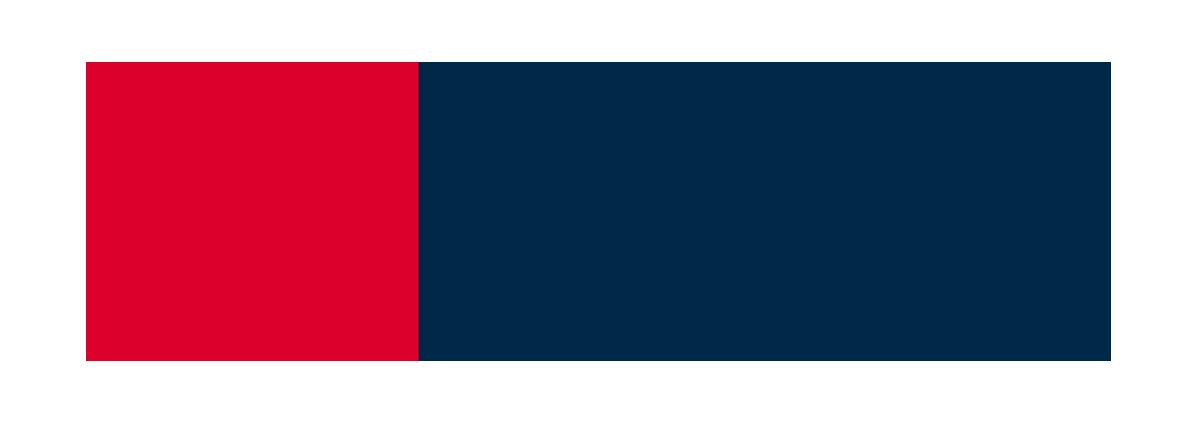 TUL:n eli Työväen Urheiluliiton logo.