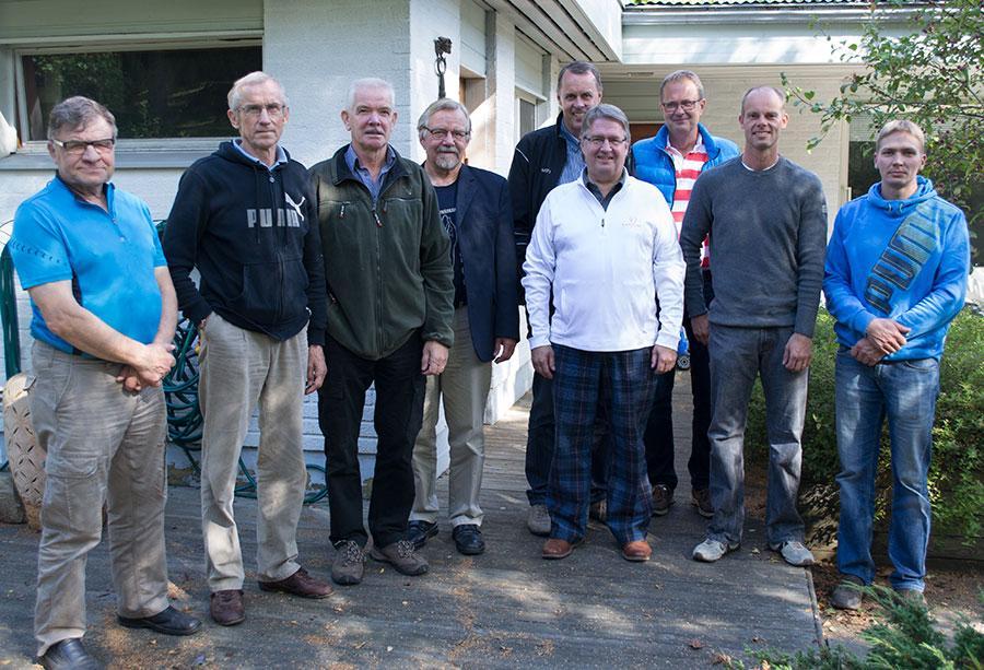 Seivästallin tahtotilaa selvitettiin loppukesällä 2014 Camp Pusaksi nimetyssä tapaamisessa Järvenpäässä.