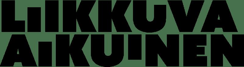 Liikkuva aikuinen -logo.