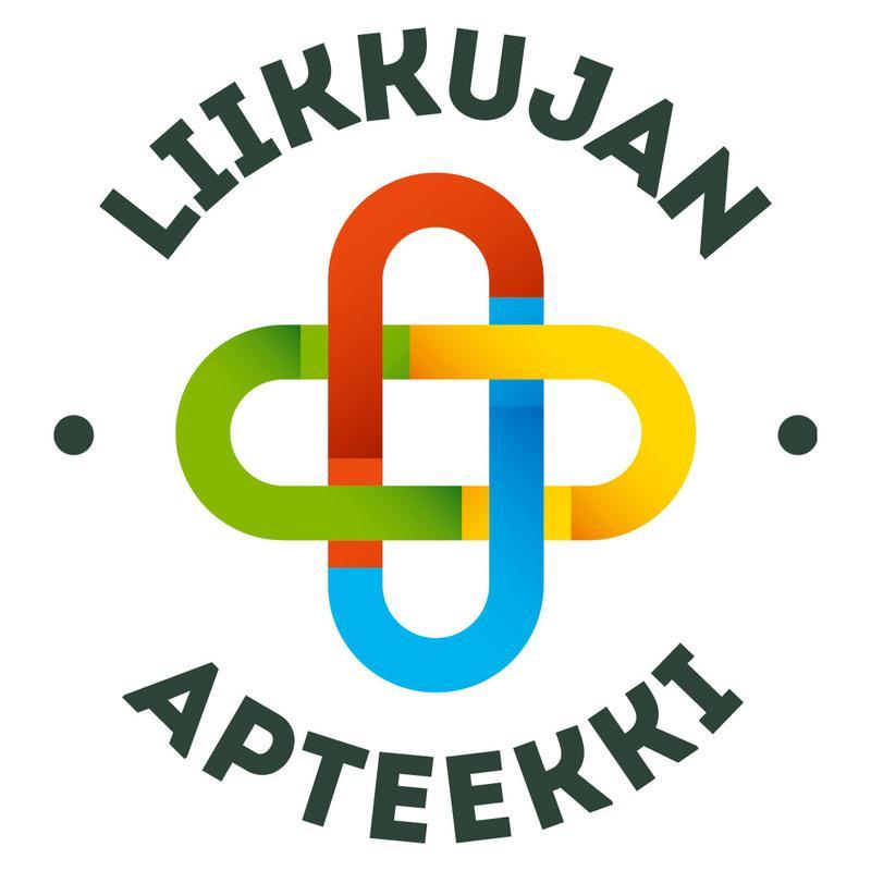 Liikkujan apteekki logo.