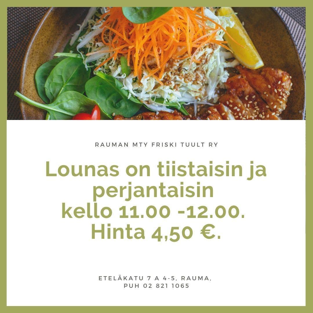 kuva lounaasta
