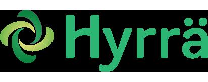 Hyrrä-logo