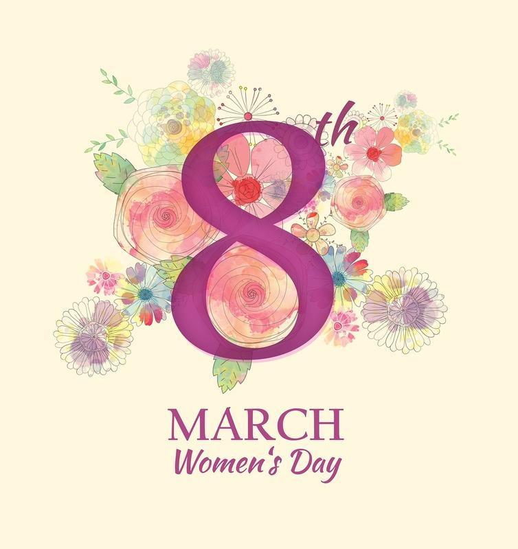 YK:n julistaman kansainvälisen naisten oikeuksien ja rauhan päivän logo.