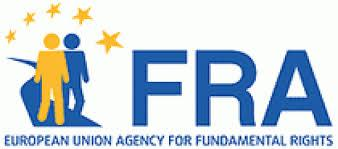 Euroopan perusoikeusviraston logo.