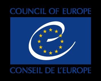 Euroopan neuvoston logo.