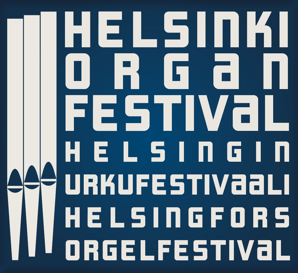Helsingin urkufestivaalin logo