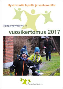 Vuosikertomus 2017 (digitaalinen julkaisu).
