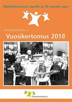 Vuosikertomus 2018 (digitaalinen julkaisu).