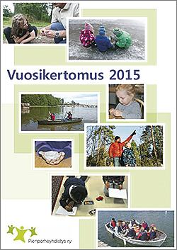 Vuosikertomus 2015 (digitaalinen julkaisu).