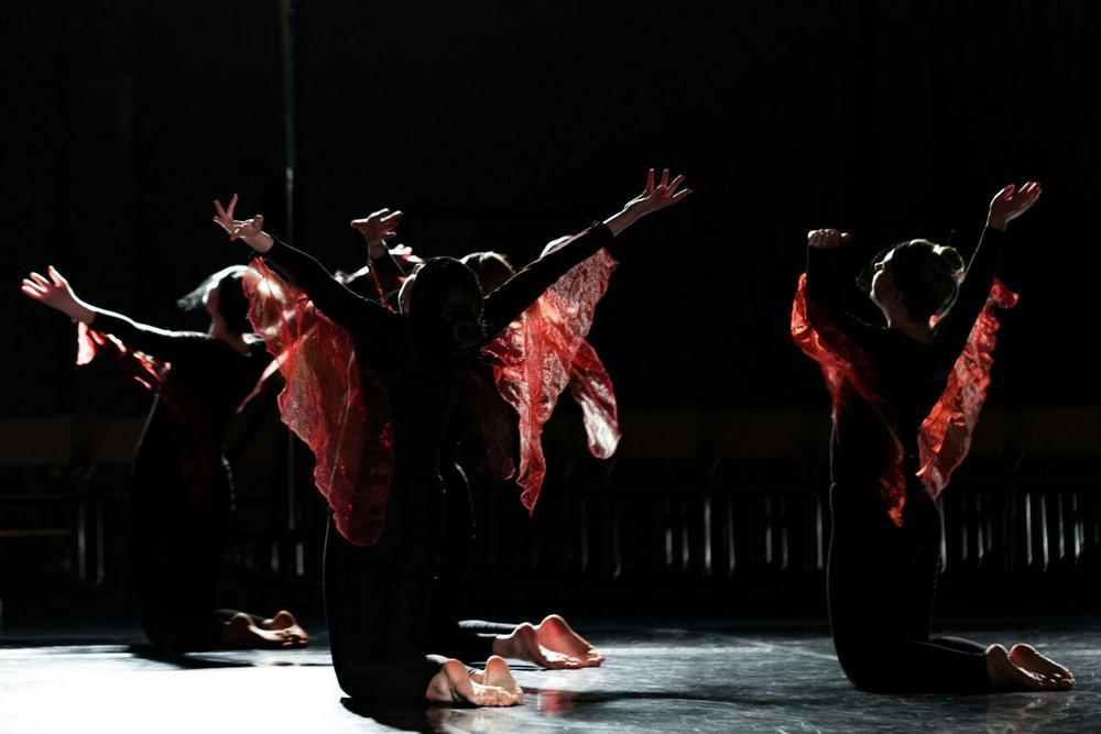 kuva: Aki Rantala tanssillinen voimistelu