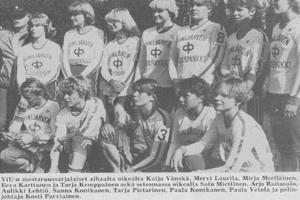 SM- sarjaan nousijat 1981