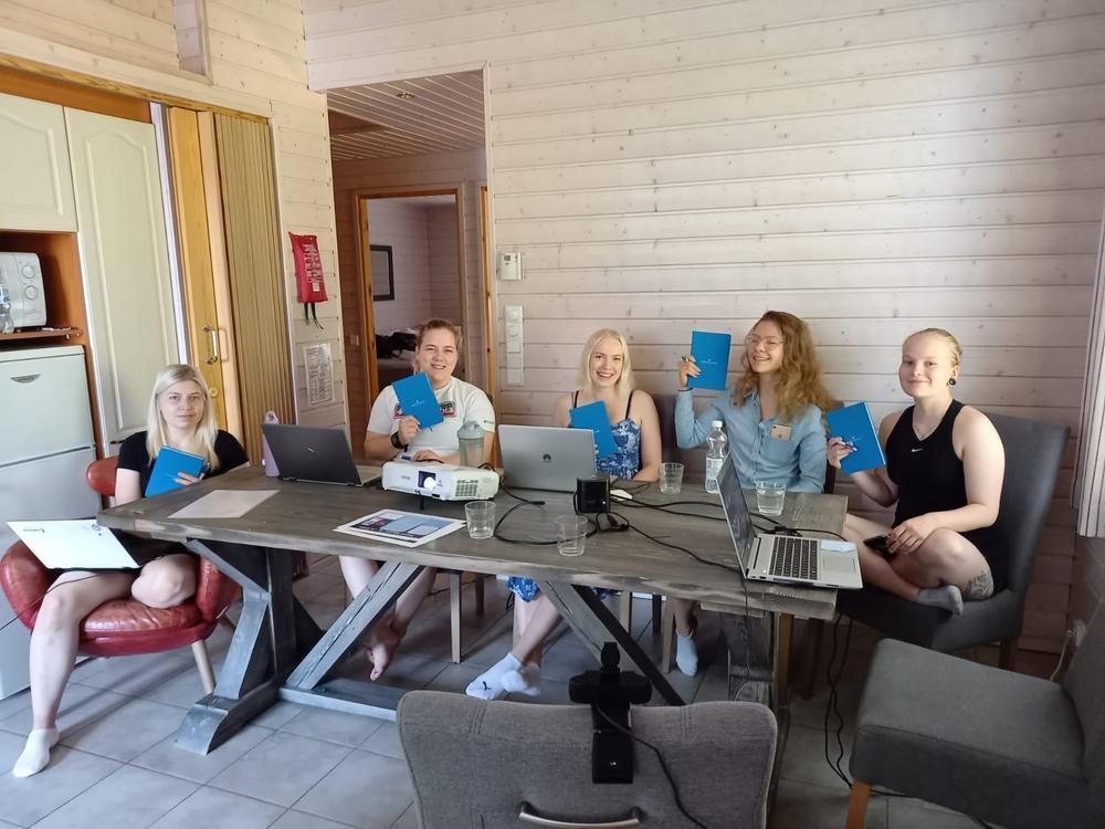 YLIB nuoret tapasivat Rovaniemellä