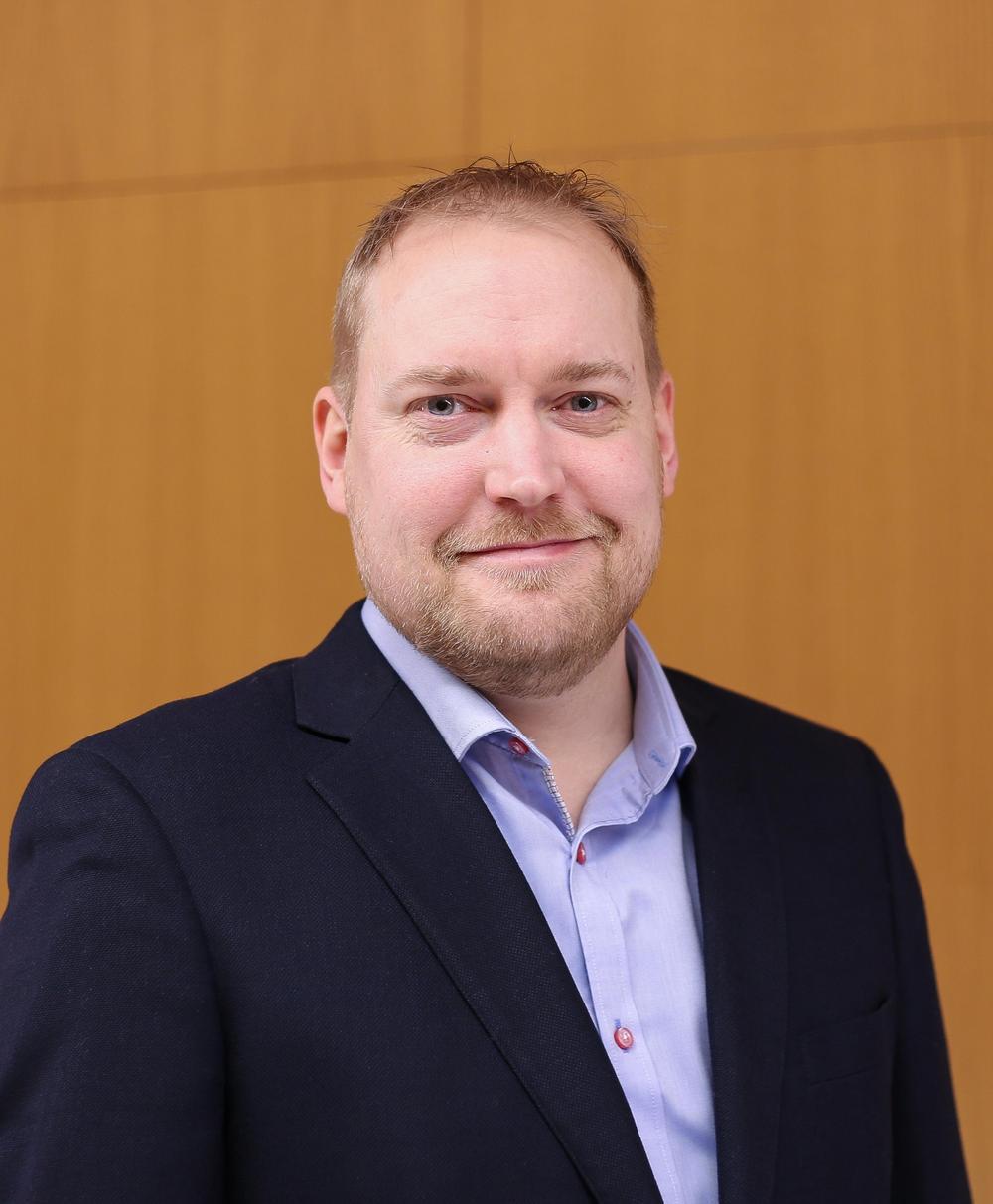 Jussi Malkamäki kunnanvaltuutettu ja kuntavaaliehdokas 2021.