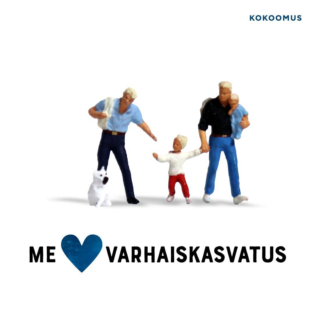 Perheitä tuetaan - kaikenlaisia!