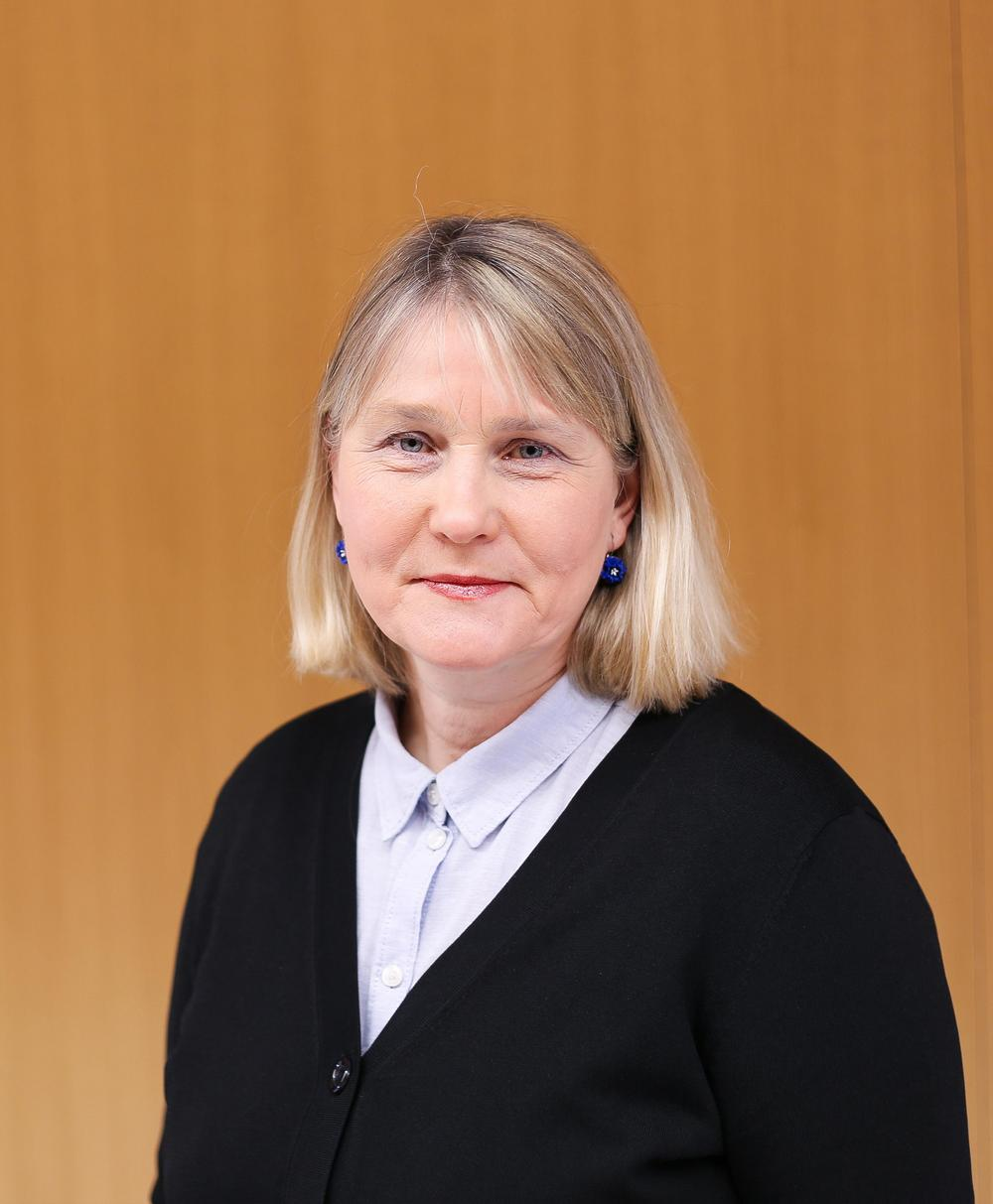 Kunnanvaltuutettu ja kuntavaaliehdokas Riina Mattila.