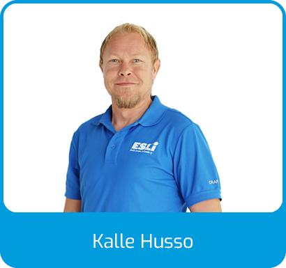 Kalle Husso