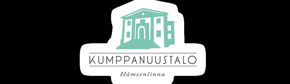 Hämeenlinnan Kumppanuustalo kuvattuna Kirjastokadun puolelta.