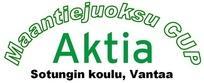 Kaudella 2018 - 2019 Aktia-maantiejuoksucup juostaan (la) 17.11., 15.12., 19.1., 9.2. ja 23.3.
