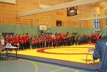 Kansainvälisiin kilpailuihin osallistui kilpailijoita Suomesta, Ruotsista ja Norjasta