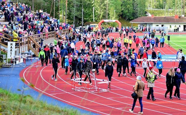 Kouluviestikarnevaalit 2019 Imatralla, kuva Heimo Hellsten